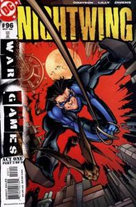 Nightwing (1996 series) #96, NM + (Stock photo)