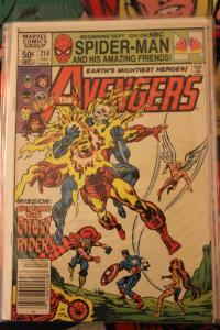 Avengers 214  VF