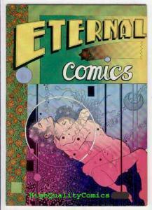 ETERNAL COMICS #1, VF, Underground, 1st, 1973, Robert Crumb, HTF