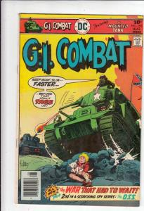 G.I. Combat #193 (Aug-76) VF High-Grade The Haunted Tank