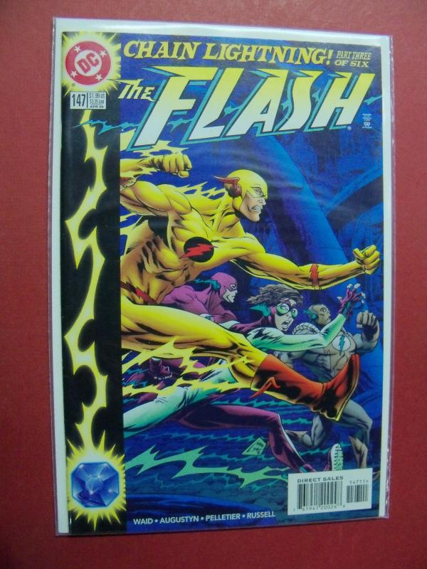 THE FLASH #147 HIGH GRADE ( 9.4) OR BETTER