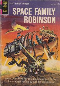 Space Family Robinson #9