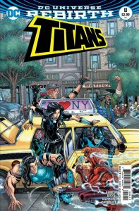 Titans (4th Series) #8A VF/NM; DC | save on shipping - details inside