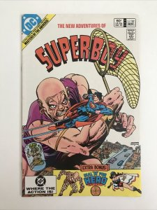 The New Adventures Of Superboy #35