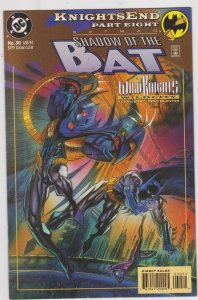 Batman: Shadow of the Bat #30