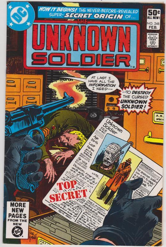 Unknown Soldier #248