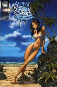 Aspen Splash: 2007 Swimsuit Spectacular #1A FN; Aspen | save on shipping - detai