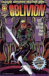 Oblivion #2 FN; COMICO | save on shipping - details inside