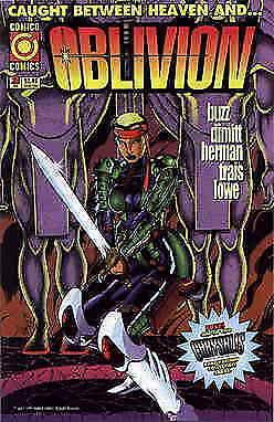 Oblivion #2 FN; COMICO | save on shipping - details inside