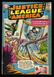 Justice League Of America #26 VG+ 4.5