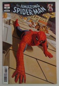 Amazing Spider-Man #23 Alaex Ross Variant Cover Marvel 2019