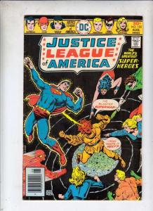 Justice League of America #130 (Aug-76) VF High-Grade Justice League of America