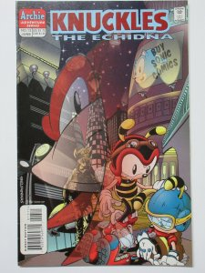 Knuckles the Echidna (Archie 1998) #13 Fine Chaotix Caper Part One: Uprising