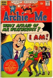 ARCHIE & ME (1964-1987) 13  G-VG  Feb. 1967