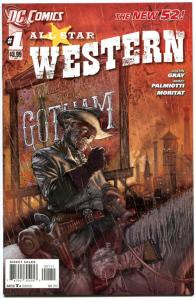 ALL STAR WESTERN #1, NM, Jonah Hex in Gotham, Justin Gray, 2011, more in store
