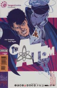 Tangent Comics The Atom #1, NM + (Stock photo)