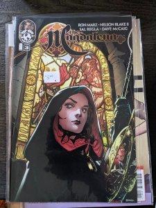 The Magdalena #3 (2010)