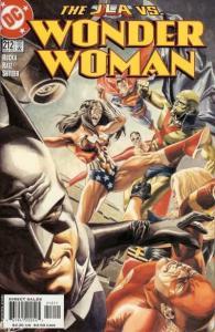 Wonder Woman (1987 series) #212, NM (Stock photo)