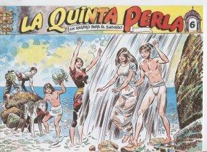 La Quinta Perla de Juan Espallardo numero 06