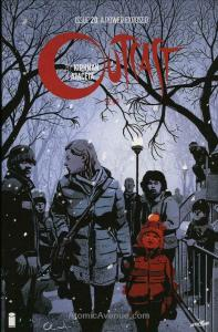Outcast (Image) #20 VF/NM; Image | save on shipping - details inside
