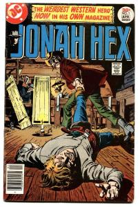 JONAH HEX #1-1977-FIRST ISSUE-comic book-DC-KEY