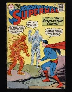 Superman #145 VG 4.0