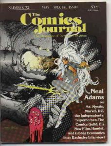 Comics Journal, The #72 FN; Fantagraphics | save on shipping - details inside