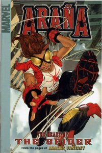 Araña: The Heart of the Spider #1 Digest Size 1st Print TPB NM