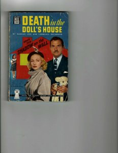 3 Books Death in the Doll's House Atomic Energy Overboard JK17