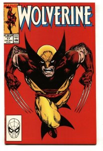 Wolverine #17 comic book Marvel cool cover NM-