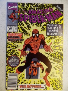 AMAZING SPIDER-MAN # 341 MARVEL ACTION ADVENTURE