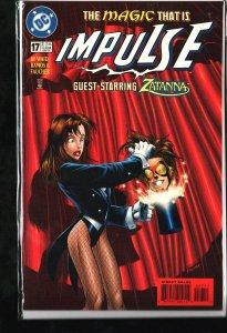 Impulse #17 (1996)