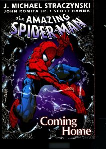 Amazing Spider-Man:Coming Home-John Romita Jr-TPB-trade