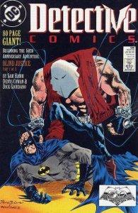 Detective Comics (1937 series) #598, VF+ (Stock photo)