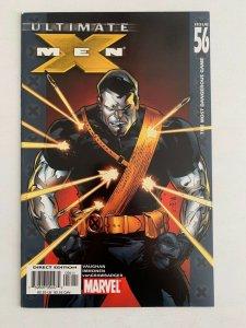 Ultimate X-Men #56 The Most Dangerous Game (2001 Marvel Comics) VF+