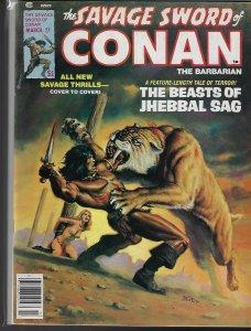 Savage Sword of Conan #27 (Marvel, 1978)
