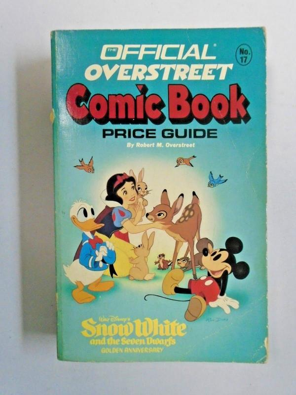 Overstreet Comic Book Price Guide SC #17, Used 6.0? (1987)
