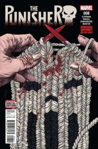 Punisher (2016 series) #8, NM- (Stock photo)