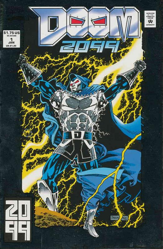 Doom 2099 #1 VF/NM; Marvel | save on shipping - details inside