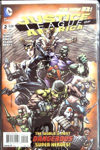 Justice League of America #2 (2013)