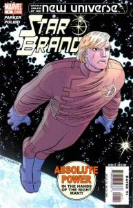 Untold Tales of the New Universe: Star Brand #1, NM (Stock photo)