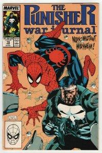 Punisher War Journal #15 (Marvel, 1990) FN/VF