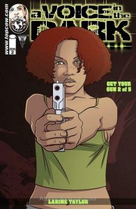 Voice In The Dark, A: Get Your Gun #2A VF; Image | save on shipping - details in