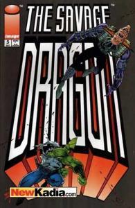 Savage Dragon (1993 series) #5, NM- (Stock photo)