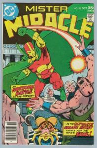 Mr. Miracle 20 Oct 1977 VF (8.0)