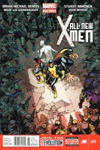 All-New X-Men (2013 series) #13, NM + (Stock photo)