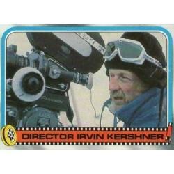 1980 Topps Star Wars The Empire Strikes Back DIRECTOR IRVIN KERSHNER #251 EX/MT