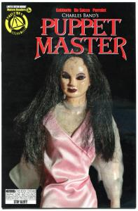 PUPPET MASTER #3, NM, Bloody Mess, 2015, Dolls, Killers, more HORROR  in store,D