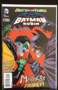 Batman and Robin #16 (2013)