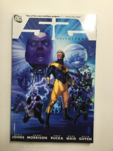 52 Fifty Two Volume Four Tpb Softcover Sc Near Mint Nm Dc Comics